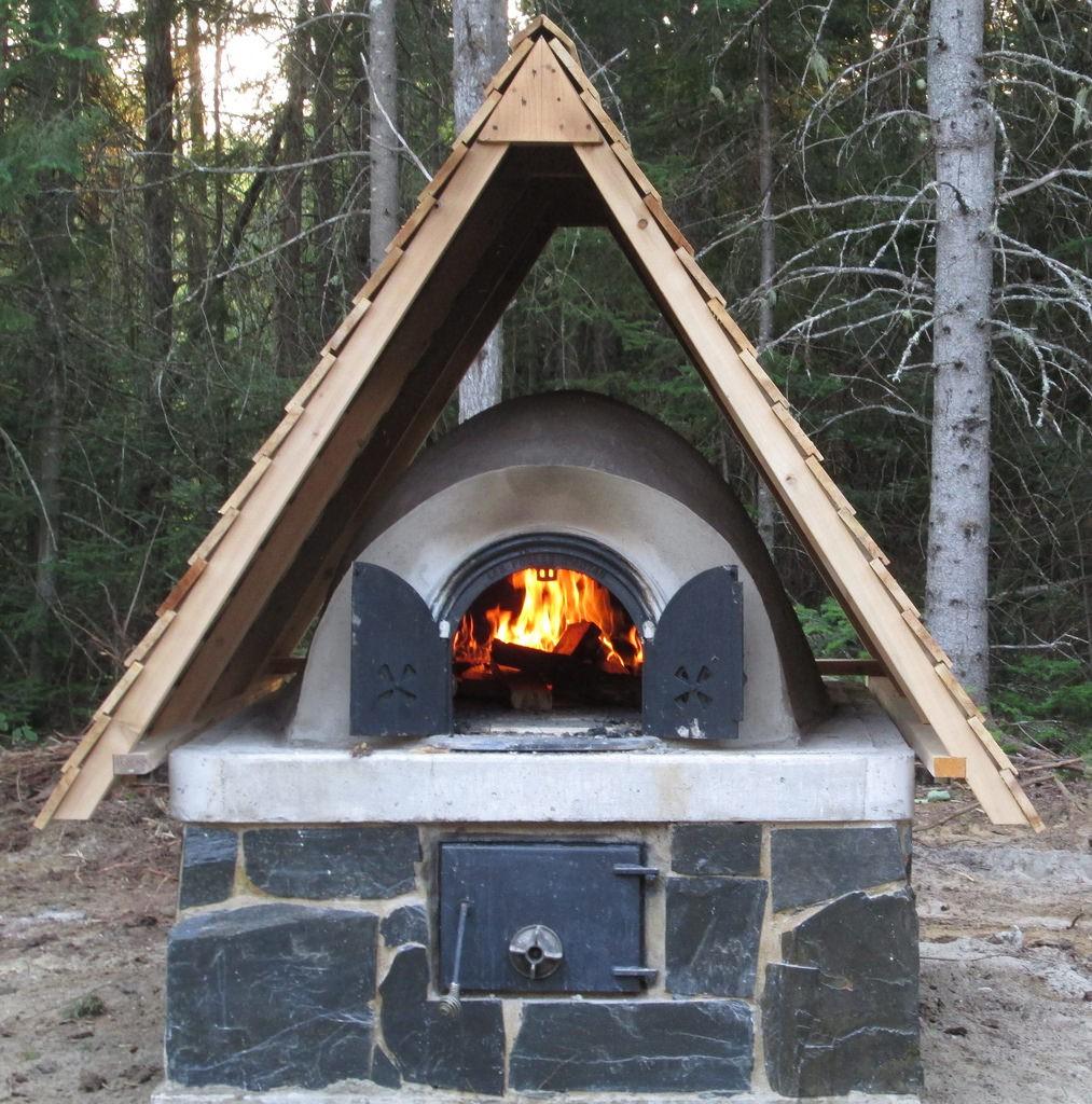 Construire Un Foyer Extérieur fours à pain traditionnels | fours de qualité, fabriqués à